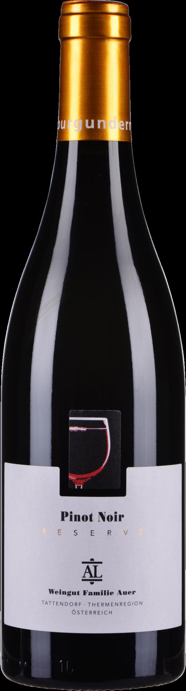 Weingut Auer Pinot Noir Reserve