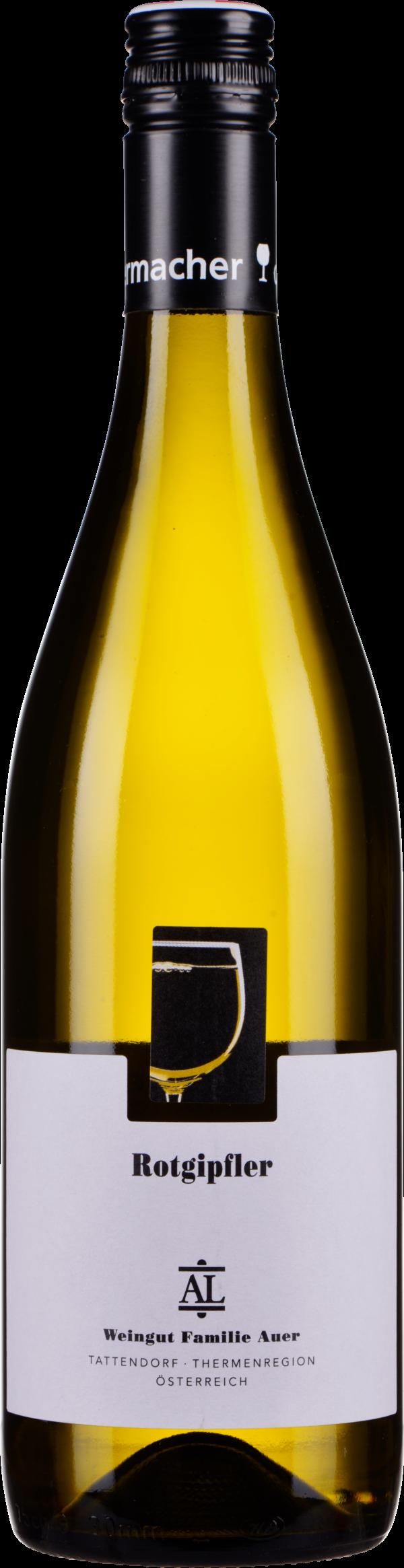 Weingut Auer Rotgipfler