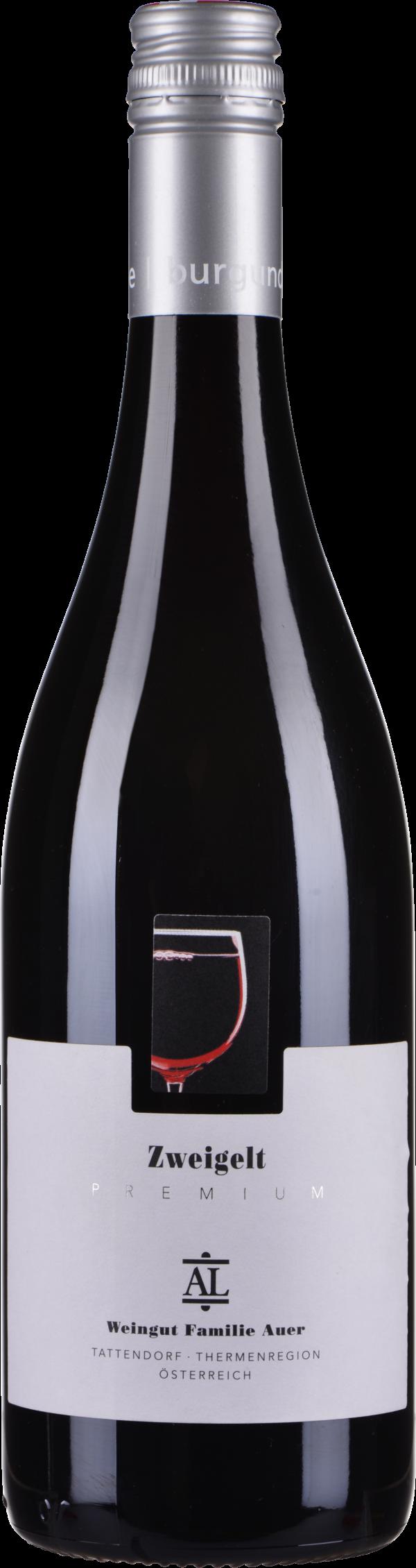 Weingut Auer Zweigelt Premium