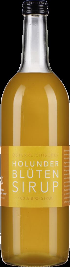 Weingut Auer Holunderblütensirup