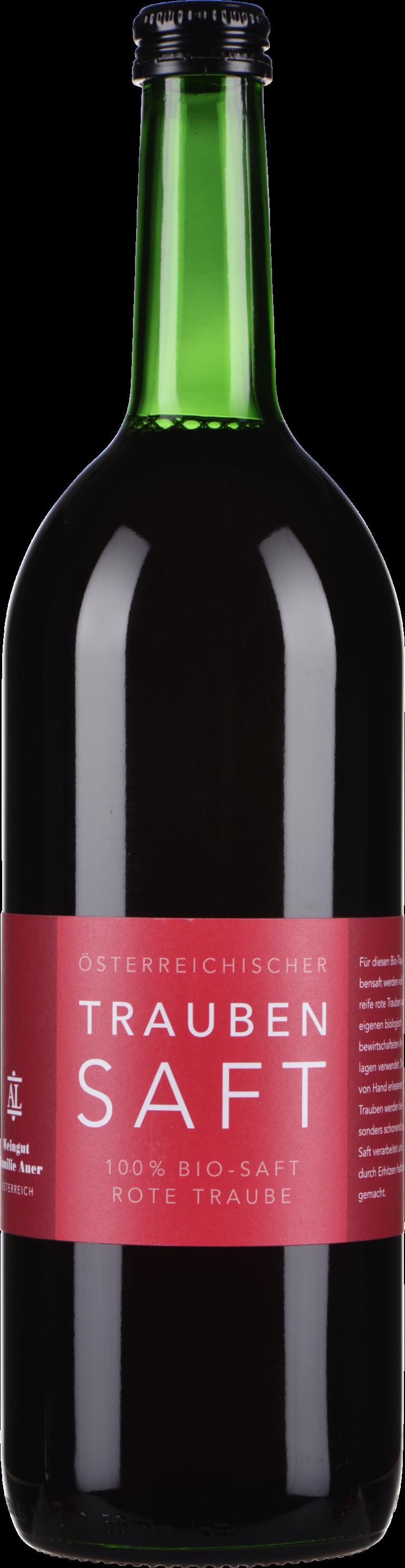 Weingut Auer Traubensaft rot